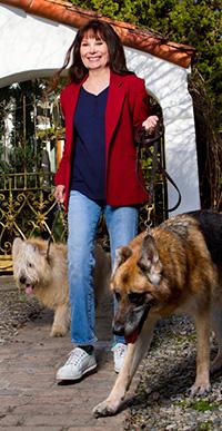 Dog Boarding/Pet Sitting in Los Angeles - Westside Dog Nanny - Diana Davidson